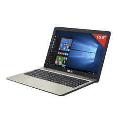 "Ноутбук ASUS X541NA, 15,6"", INTEL Pentium N4200 2,5 ГГц, 4 ГБ, 500 ГБ, Intel HD, без оптического привода, Windows 10 Home, черный"