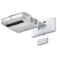 Проектор EPSON EB-696Ui, LCD, 1920x1200, 16:10, 3800 лм, 14000:1, ультракороткофокусный, 8,3 кг