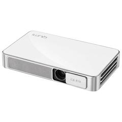 Проектор VIVITEK Qumi Q3 Plus, DLP, 1280x720, 16:9, 500 лм, 5000:1, LED, мобильный, 0,46 кг, белый