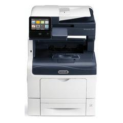 МФУ лазерное ЦВЕТНОЕ XEROX VersaLink C405N (принтер, сканер, копир, факс), А4, 35 стр./мин., 80000 стр./мес., АПД, сетевая карта