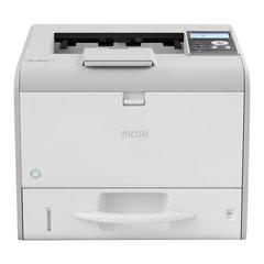 Принтер лазерный RICOH SP 400DN, А4, 30 стр./мин., 50000 стр./мес., ДУПЛЕКС, сетевая карта
