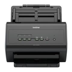 Сканер потоковый BROTHER ADS-2400N, А4, 1200х1200, 60 стр./мин., 3000 стр./день, АПД, сетевая карта (кабель USB в комплекте)