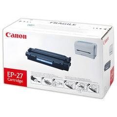 Картридж лазерный CANON (EP-27) LBP-3200/MF3228/3240/5730 и другие, оригинальный, ресурс 2500 стр.