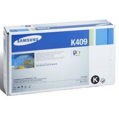 Картридж лазерный SAMSUNG (CLT-K409S) CLP-310/315 и другие, черный, оригинальный, ресурс 1500 стр.