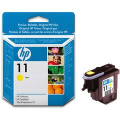 Головка печатающая для плоттера HP (C4813A) Designjet 510/CC800PS/ 800/500 и др., №11, желтая
