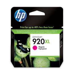Картридж струйный HP (CD973AE) Officejet 6000/6500/7000, №920, пурпурный, оригинальный, 700 стр.