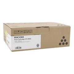 Картридж лазерный RICOH (SP200LE) SP 210/SP 212w, оригинальный, ресурс 1500 стр.