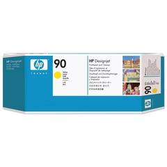Головка печатающая для плоттера HP (C5057A) DesignJet 4000/4020/4500/4520, №90, желтая, оригинальная