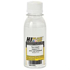 Чистящая жидкость для струйных картриджей (Hi- Black), 0,1 л, совместимая