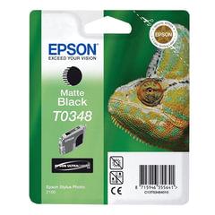 Картридж струйный EPSON (C13T03484010) Stylus Photo 2100, черный матовый, оригинальный
