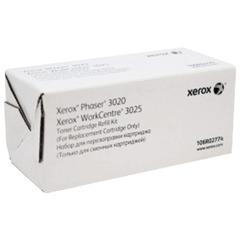 Заправочный комплект XEROX (106R02774) Phaser 3020/WC3025, оригинальный, ресурс 1500 стр.