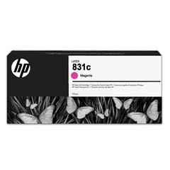 Картридж струйный для плоттера HP (CZ696A) HP Latex 310/330/360/370, №831c, пурпурный, 775 мл, оригинальный
