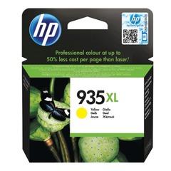 Картридж струйный HP (C2P26AE)HP Officejet Pro 6830/6230, № 935XL, желтый, оригинальный, увеличенный ресурс 825 страниц
