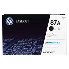 Картридж лазерный HP (CF287A) LaserJet M506dn/M506x/M527dn/M527f/M527c №87А, оригинальный, ресурс 9000 страниц