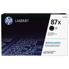Картридж лазерный HP (CF287X) LaserJet M506dn/M506x/M527dn/M527f/M527c, №87X, оригинальный, ресурс 18000 страниц
