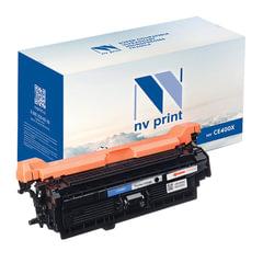Картридж лазерный HP (CE400X) LaserJet Pro M570dn/M570dw, черный, ресурс 11000 страниц, NV PRINT, СОВМЕСТИМЫЙ