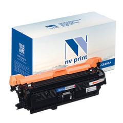 Картридж лазерный HP (CE403A) LaserJet Pro M570dn/M570dw, пурпурный, ресурс 6000 страниц, NV PRINT, СОВМЕСТИМЫЙ