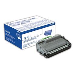 Картридж лазерный BROTHER (TN3512) DCP-L6600DW\HL-L6400DW/6300DW\MFC-L6800 и другие, оригинальный, ресурс 12000 стр.