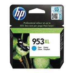 Картридж струйный HP (F6U16AE) Officejet Pro 8710/8210, №953XL, голубой, увеличенный ресурс 1600 стр., оригинальный