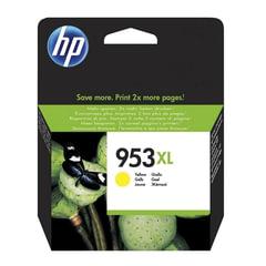 Картридж струйный HP (F6U18AE) Officejet Pro 8710/8210 №953XL, желтый, увеличенный ресурс 1600 стр., оригинальный