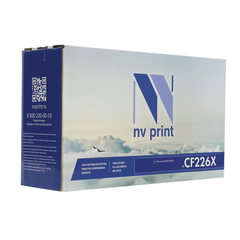 Картридж лазерный HP (CF226X) LaserJet Pro M426fdn, увеличенный ресурс, 9000 стр., NV PRINT, совместимый