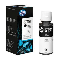 Чернила HP GT51 (M0H57AE) для СНПЧ DeskJet GT 5810/5820, черный, ресурс 5000 стр., оригинальные