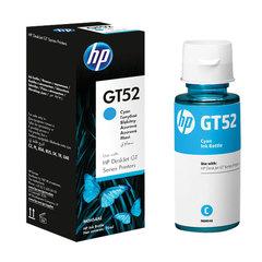 Чернила HP GT52 (M0H54AE) для СНПЧ DeskJet GT 5810/5820, голубой, ресурс 8000 стр., оригинальные