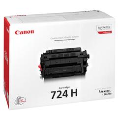 Картридж лазерный CANON (724H) i-SENSYS MF512X/MF515X, оригинальный, увеличенный ресурс 12500 страниц