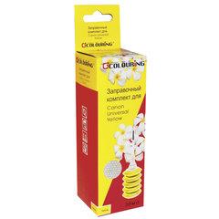 Заправочный комплект CANON универсальный, желтый, 0,03 л, водный, COLOURING, СОВМЕСТИМЫЙ