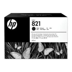 Картридж струйный HP (G0Y89A) Latex 110 Printer №821, цвет черный, оригинальный, объем 400 мл
