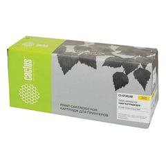 Картридж лазерный HP (CF302A) ColorLaserJet Enterprise flowM880, желтый, ресурс 32000 стр., CACTUS, совместимый