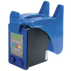 Картридж струйный HP (C6657AE) Deskjet 5150/5550/5600/5850, №57, цветной, CACTUS совместимый
