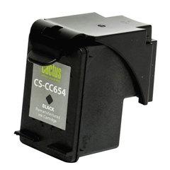 Картридж струйный HP (CC654AE) Officejet J4580/4640/4680, №901XL, черный, ресурс 700 стр., CACTUS совместимый