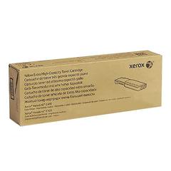 Картридж лазерный XEROX (106R03533) VersaLink C400/C405, желтый, ресурс 8000 стр., оригинальный
