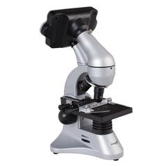 """Микроскоп учебный LEVENHUK D70L, 40-1600 кратный, цифровой, 3 объектива, цифровая камера 2 Мп, 3,6"""" ЖК-монитор"""