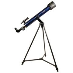Телескоп LEVENHUK Strike 50 NG, рефрактор, 2 окуляра, ручное управление, для начинающих