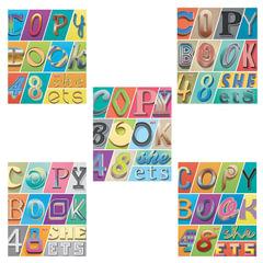 """Тетрадь 48 л., HATBER VK, клетка, обложка мелованный картон, """"Copybook"""""""