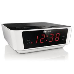 Часы-радиобудильник PHILIPS AJ3115/12, ЖК-дисплей, FM/MW-диапазон, 2 вида сигнала, повтор, таймер