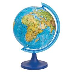 """Глобус физический DMB, диаметр 250 мм (изготовлено по лицензии ФГУП ПКО """"Картография"""")"""