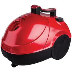 Пылесос SCARLETT SC-VC80B03 с пылесборником, потребляемая мощность 1400 Вт, мощность всасывания 300 Вт, красный