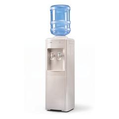 Кулер для воды AEL LD-AEL-160, напольный, нагрев/охлаждение, белый