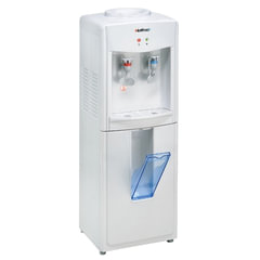 Кулер для воды HOT FROST V118, напольный, нагрев/охлаждение, 2 крана, белый