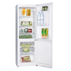 Холодильник SHIVAKI SHRF-260DW, общий объем 246 л, нижняя морозильная камера 68 л, 169х56х55 см