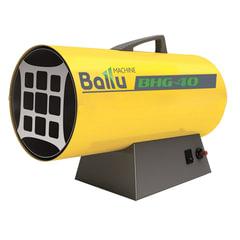 Тепловая пушка газовая BALLU BHG-40, 33000 Вт, 220 В, максимальный расход 3,2 кг/ч, желтая