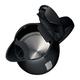 Чайник PHILIPS HD9300/90, закрытый нагревательный элемент, объем 1,6 л, мощность 2400 Вт, пластик, черный