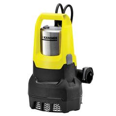 Насос дренажный KARCHER SP7 Dirt Inox, для грязной воды, 750 Вт, 15500 л/ч., автоматический режим
