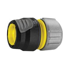 Коннектор (соединитель) KARCHER (КЕРХЕР) Premium, для шлангов 1/2, 5/8, 3/4, пластик, 2.645-195.0