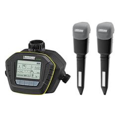 Таймер поливочный KARCHER SensoTimer ST6 Duo, 2 датчика влажности почвы, съемный дисплей, 2.645-214.0