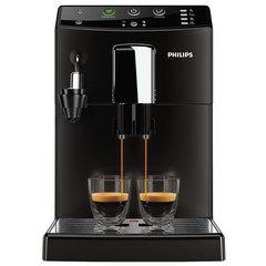 Кофемашина PHILIPS HD8825/09, 1,8 л, 1800 Вт, 15 бар, емкость для зерен 250 г, авто капучинатор, черная