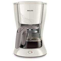 Кофеварка капельная PHILIPS HD7447/00, 1,2 л, 1000 Вт, подогрев, бежевая